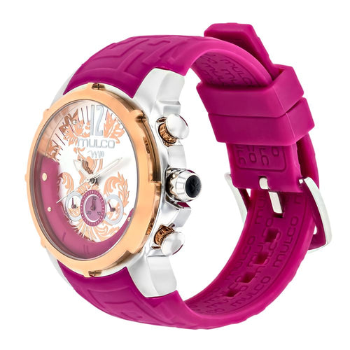Womens Watches | Mulco M10 Maze | Rose Gold Accents