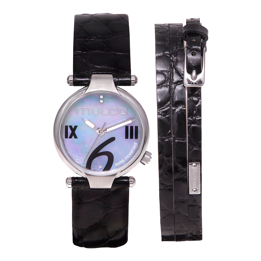 Ladies Watches | Mother of Pearl | Silver accents | Water Resistant