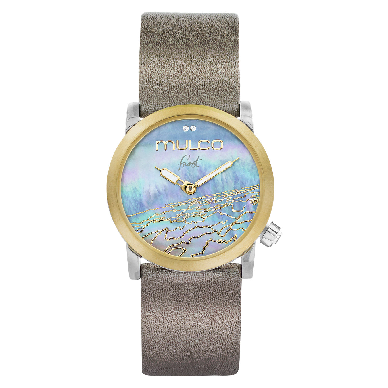 Womens Watches | Mother of Pearl | Rose Gold accents | Water Resistant