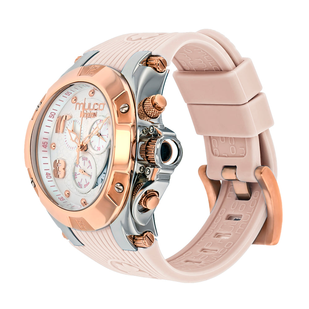 Women Watches | Mulco Kripton City | Special Pattern Texture |