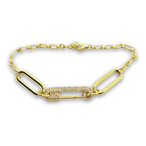 Mulco Jewelry | Chain Snap Bracelets