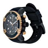 Men Watches | Mulco Buzo Eel | Stainless Steel | BlackAndGoldReverse