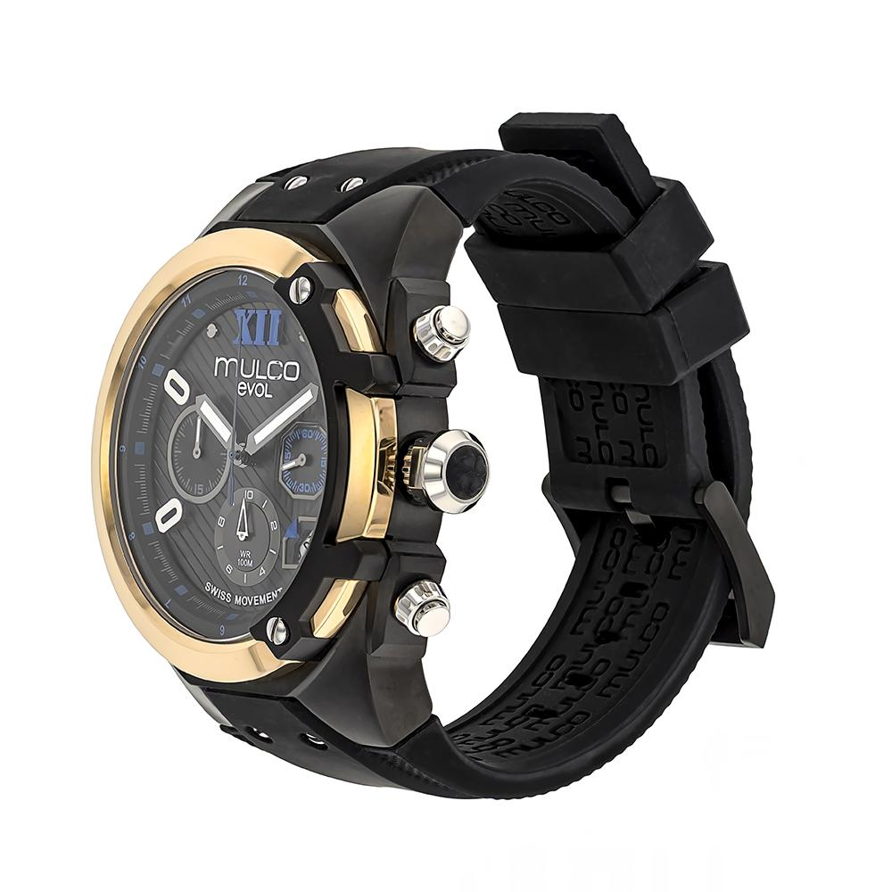 Men Watches | Mulco Evol Lock | Pattern Texture