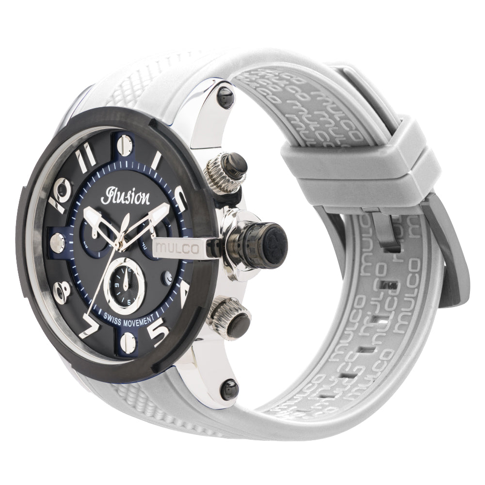 Men Watches | Mulco Illusion Roll | Stainless Steel