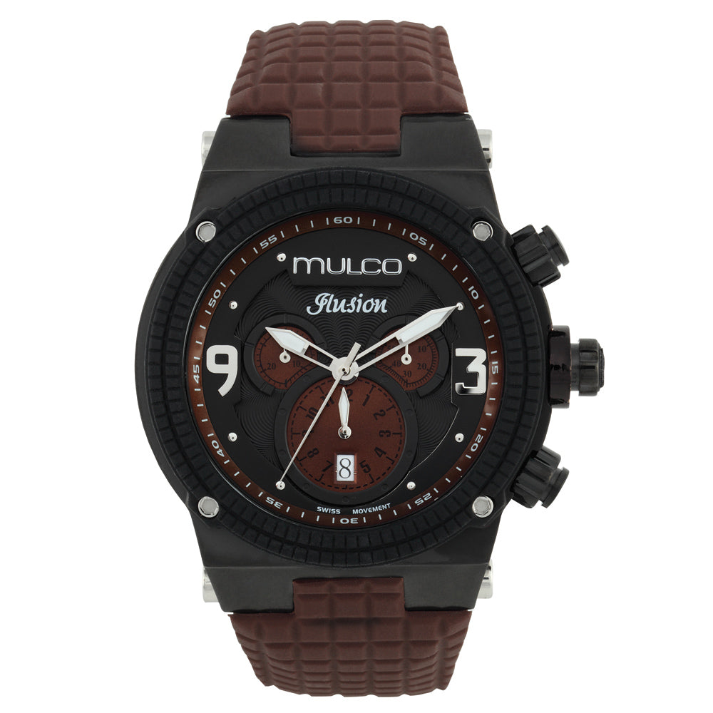Illusion Cube-Watches-Mulco-Watches