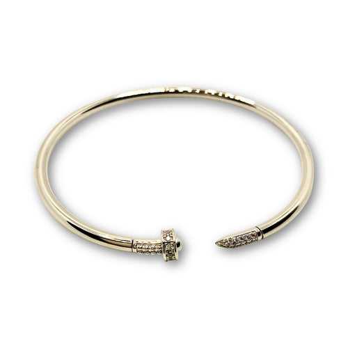 Mulco Jewelry | Nail Bangle Bracelet