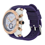 Ladies Watches | Mulco Kripton Lady | Special Pattern Texture | PurpleReverse