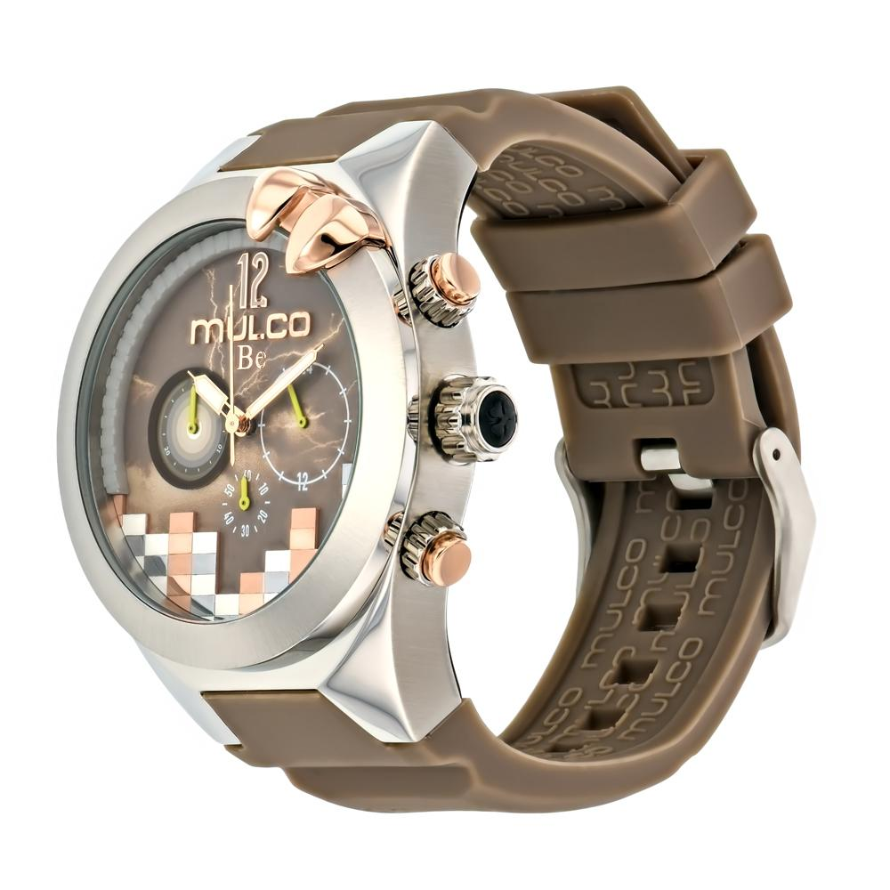 Ladies Watches | Mulco Be Confident | Oversized | TaupeReverse