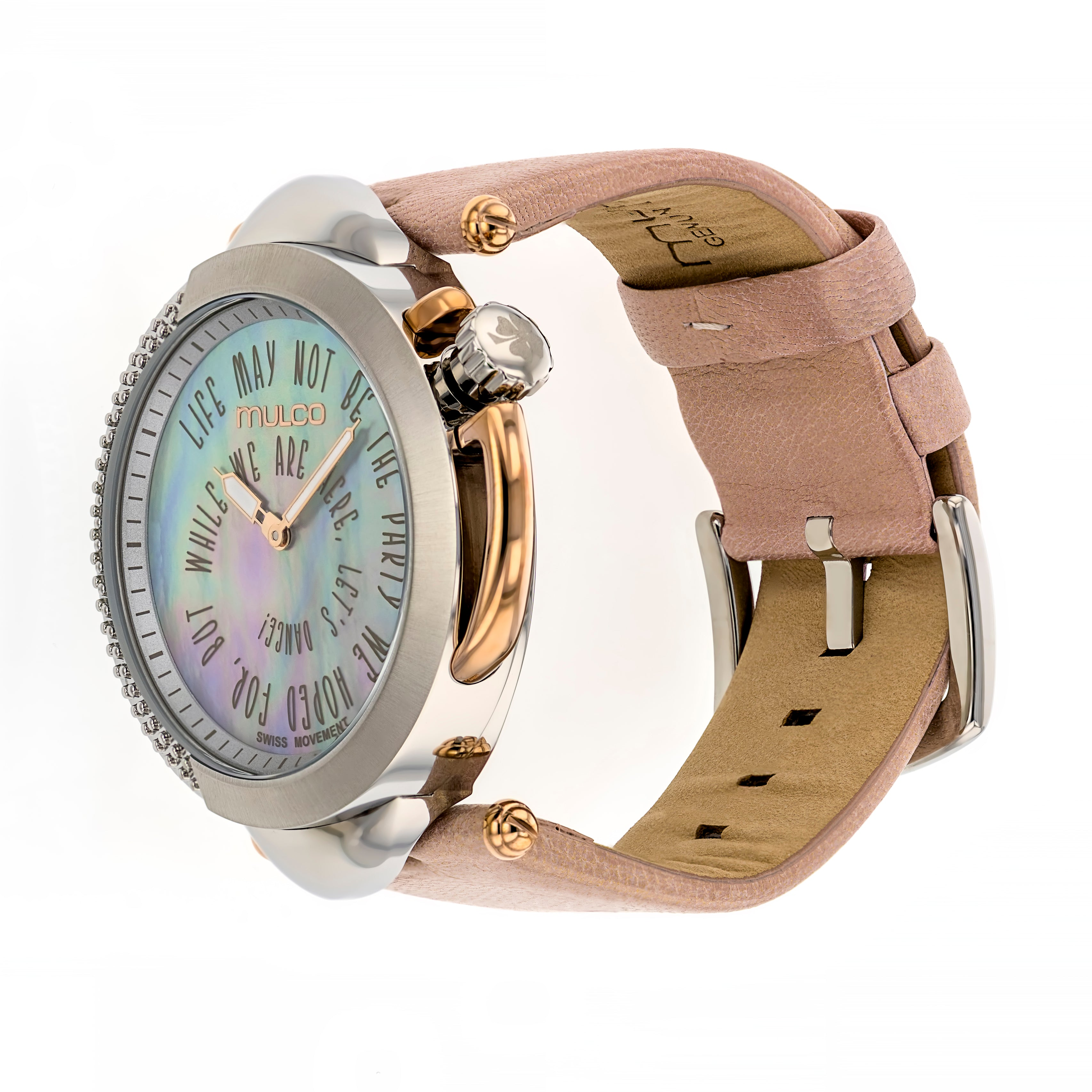 Ladies Watches | Mulco Be Sassy | Mother of Pearl