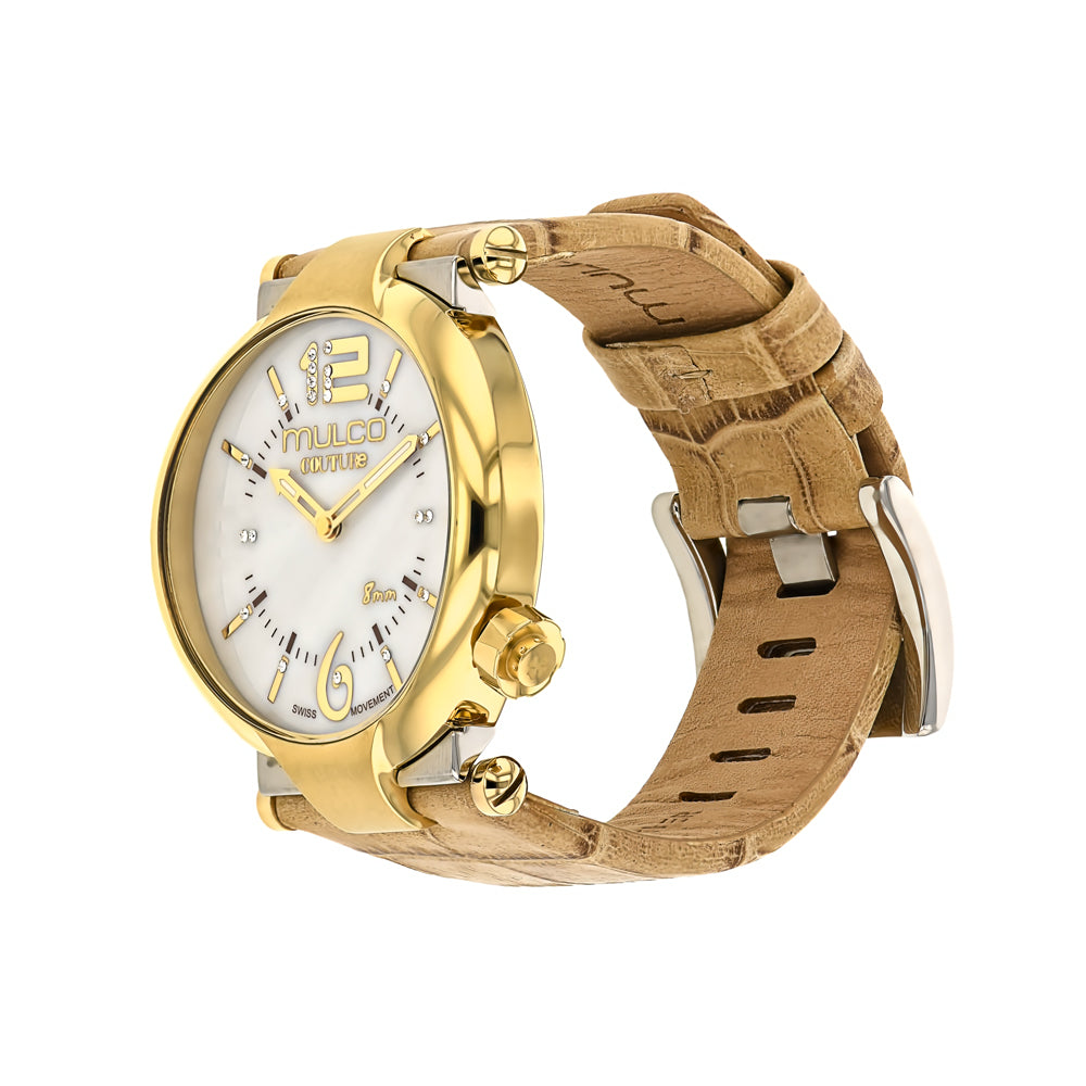 Ladies Watches | Mulco Couture Slim Ladies | Stainless Steel