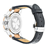Ladies Watches | Mulco Frost Ladies | Black Genuine Italian leather