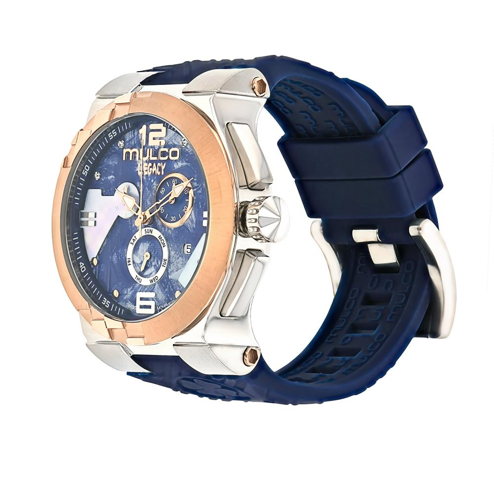 Womens Watches | Mulco Legacy Cubism | Mixed Textures