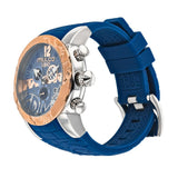 Womens Watches | Mulco Legacy Street Art | Special Pattern design | BlueReverse