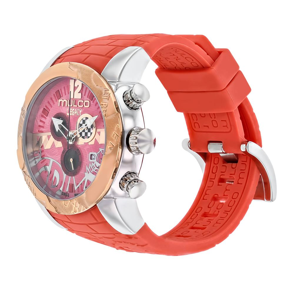 Womens Watches | Mulco Legacy Street Art | Special Pattern design | CoralReverse