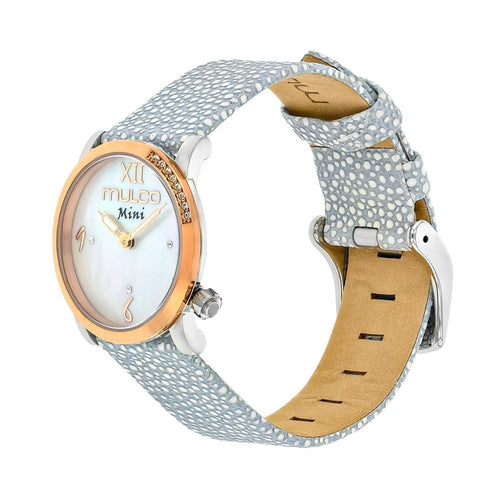Ladies Watches | Mulco Mini Script | Swarovski