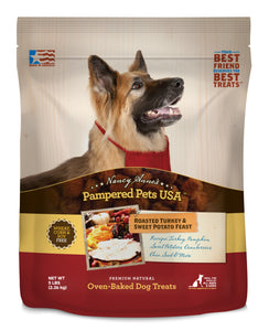 Pampered Pets USA Soft Baked Dog Treats