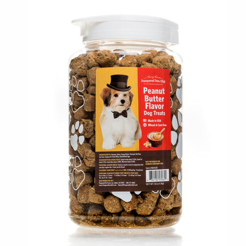Peanut Butter Flavor - 53 oz Canister