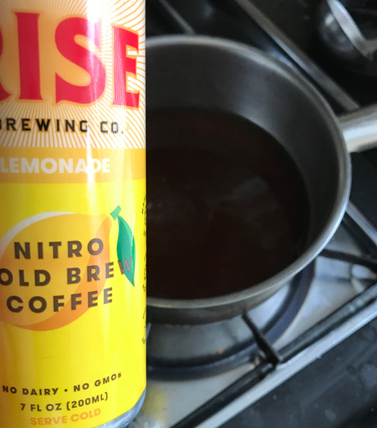 RISE Lemonade Nitro Cold Brew Coffee | RISE Brewing Co.