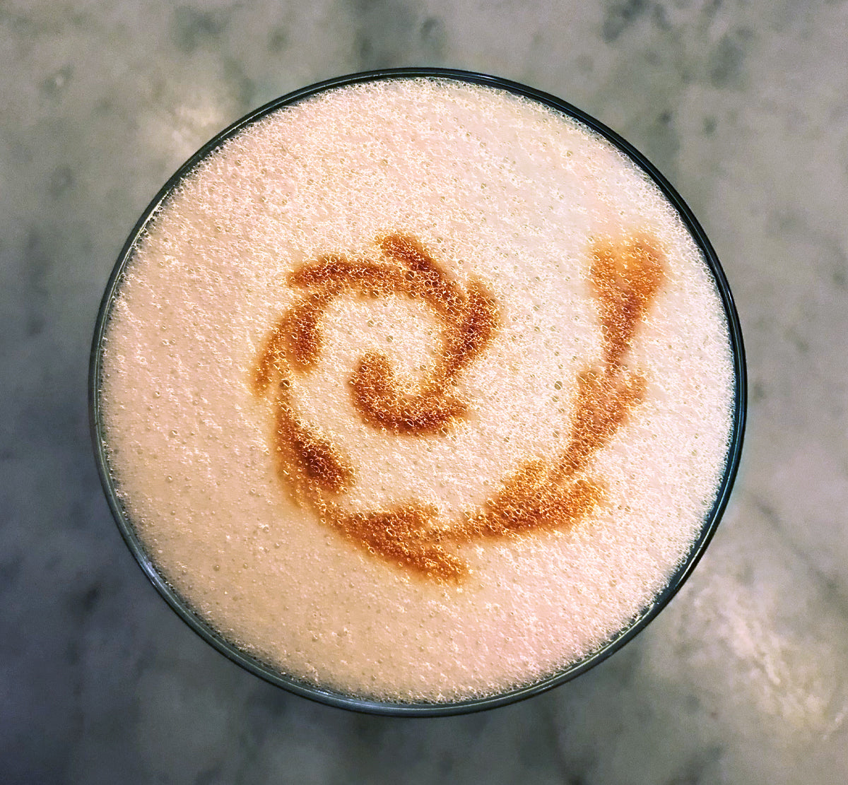 Rise-cocktail-lil-gem-oats-fall-drink-tasty-whiskey-nitro-cold-brew-coffee-rise