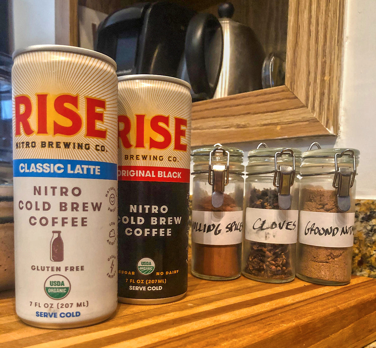 Rise-cooking-spice-ingredients-oats-fall-drink-tasty-nitro-cold-brew-coffee-rise