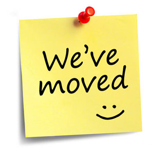 We've Moved ;-)