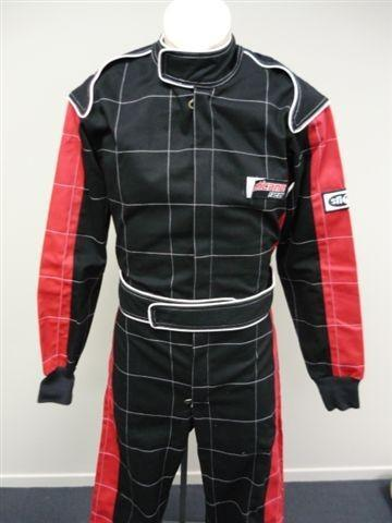Chicane Single Layer SFI Overalls