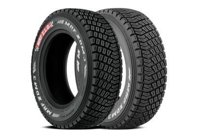 Mrf Competition Rally Tyres Palmside