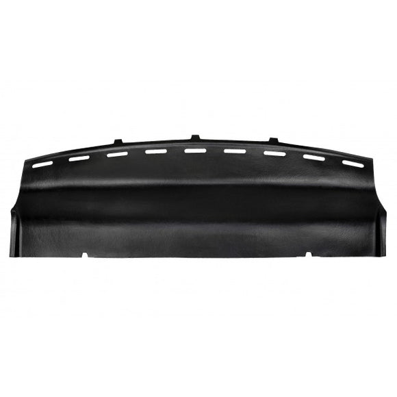 Ford Escort MK2 remanufactured parcel shelf - black