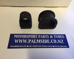 Ford Escort MK1 and MK2 rack mounting bushes black