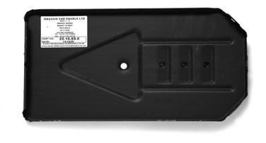 MK1 Battery Tray rally Type in Boot