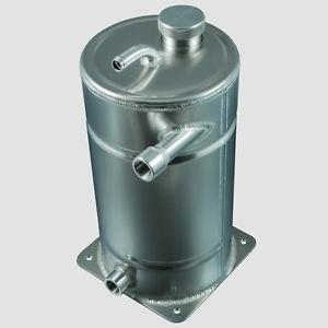 Dry sump square base tank