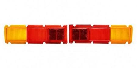 MK1 Escort/Capri Tail Light Lens - LH or RH
