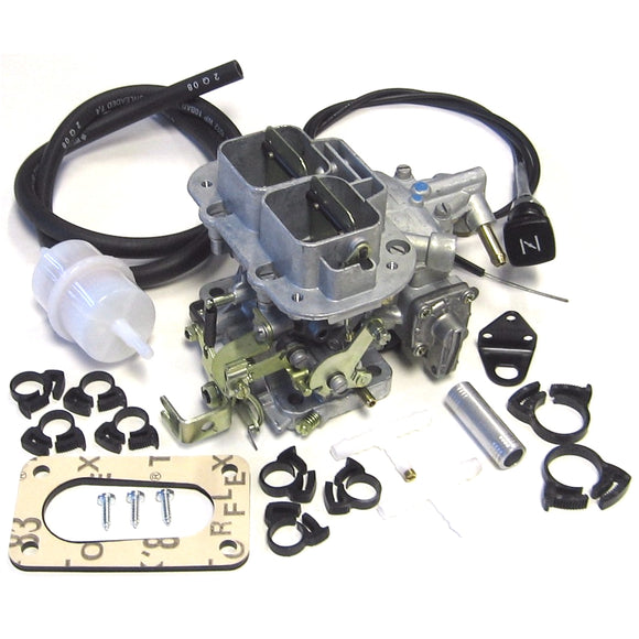 32/36 Weber DGAV Carb Kit with manual choke