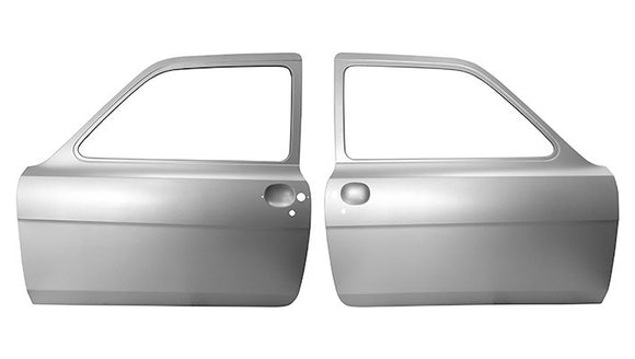 Ford Escort MK1 2 door Door Skin 1969-75 - left or right 25-16-11-3/4