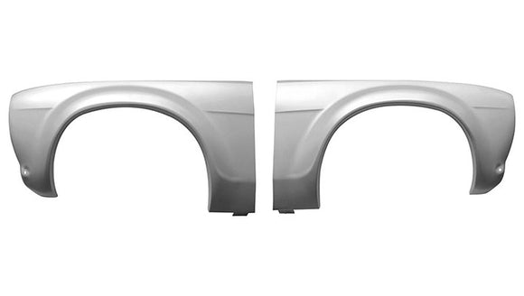 Ford Escort MK1 Front Guard with Bubble Arch  - Left or Right 25-16-31-5/6