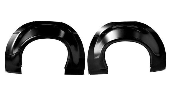 Ford Escort MK1 Rear bubble arch pair 25-16-59-7/8