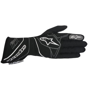 Alpinestars 1-ZX - Race Gloves - FIA8856-2000 - Black & White