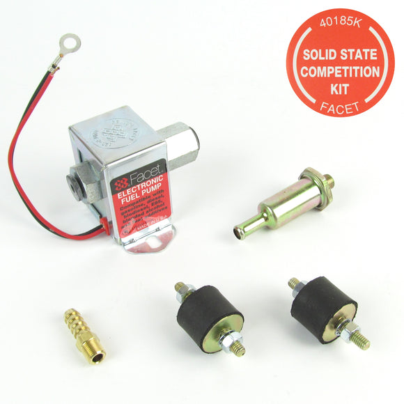Facet Solid State Competition Fuel Pump kit 6.0 - 7.0 psi