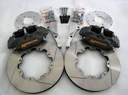 AP 13 inch Escort brake kit