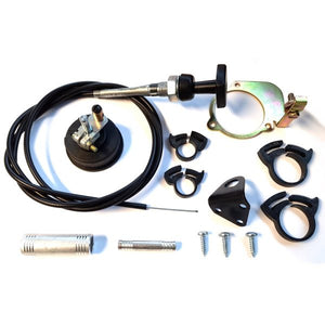 45052.000 Manual choke conversion kit for Weber DGAV DGAS carburettors