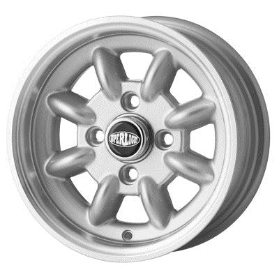 JBW 12x5 Superlight 4x101.6 - ET14 Mini Wheel (set 4)