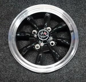 Revolution VW 15x5.5 4x130 et32 black