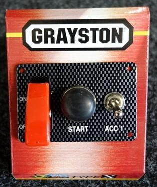 Grayston Competition Ignition Switch Panel