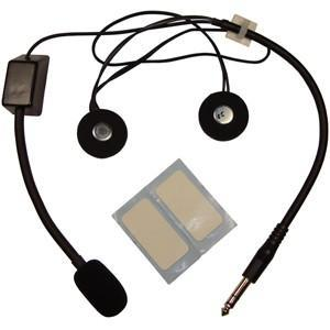 Terraphone Open Face helmet intercom kit