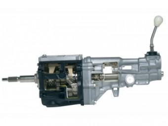 Ford Sierra 5-speed heavy duty synchromesh gearbox  (Steel Maincase)