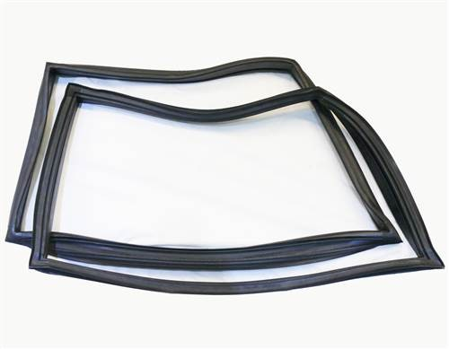 Ford Cortina MK1 Rear Quarter Seal - Pair 2 door