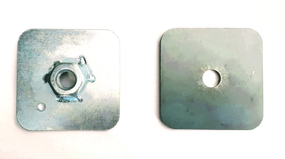 Seat belt Counter Plate or Belt Anchor Plate FIA - 65mm - GE50BS or both.
