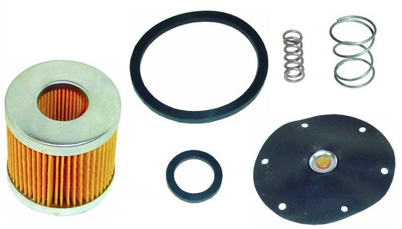 Malpassi Fuel Filter Regulator overhaul kit