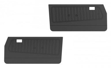 Ford Escort MK2 2 door door cards