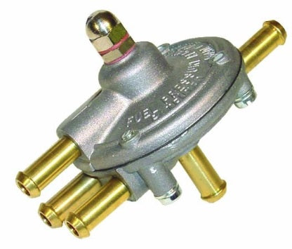 FPR010 Malpassi Fuel Regulator - for Turbo carburetor engines